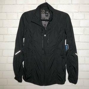 MPG Lace Detail Workout Windbreaker Jacket